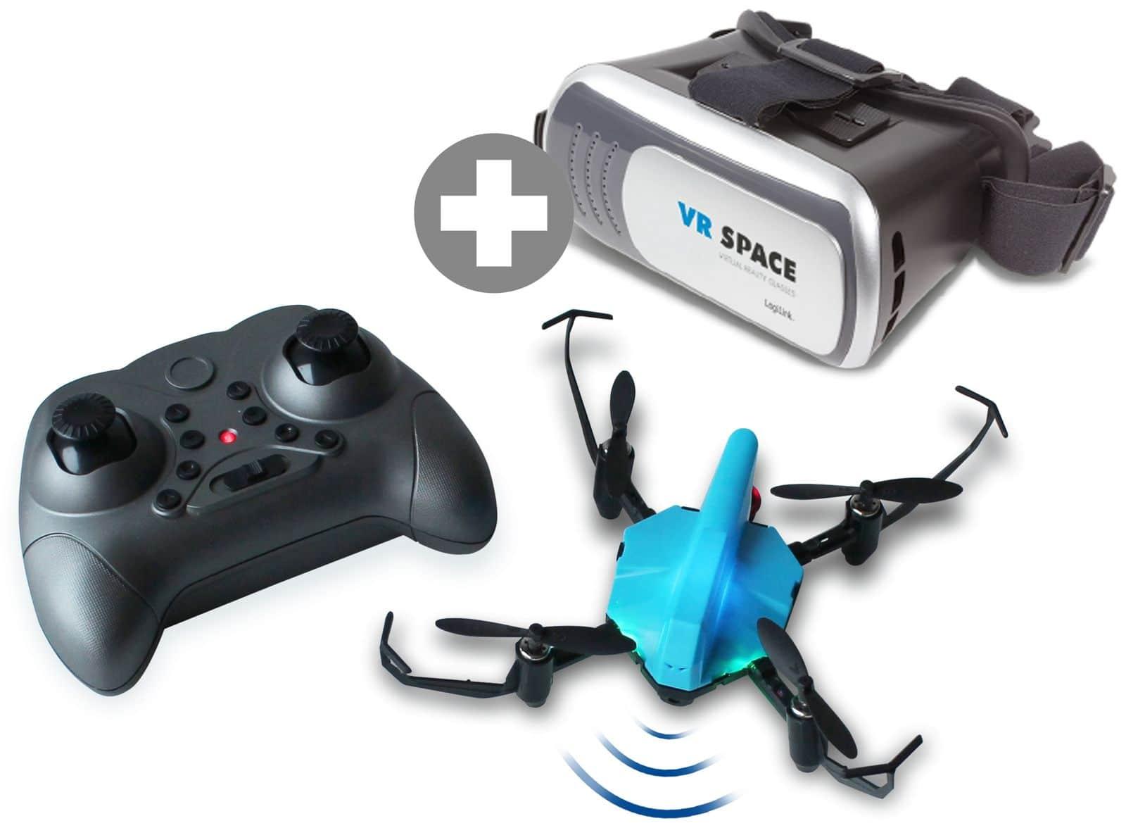 Bundle: Quadrocopter, Space Racer +