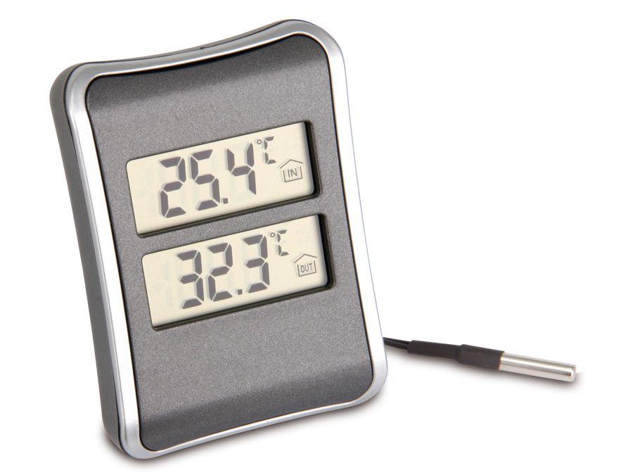 Kühlschrank Thermometer Funk : Thermometer online kaufen bei pollin
