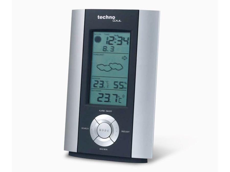 Funk-Wetterstation TECHNOLINE WS6710