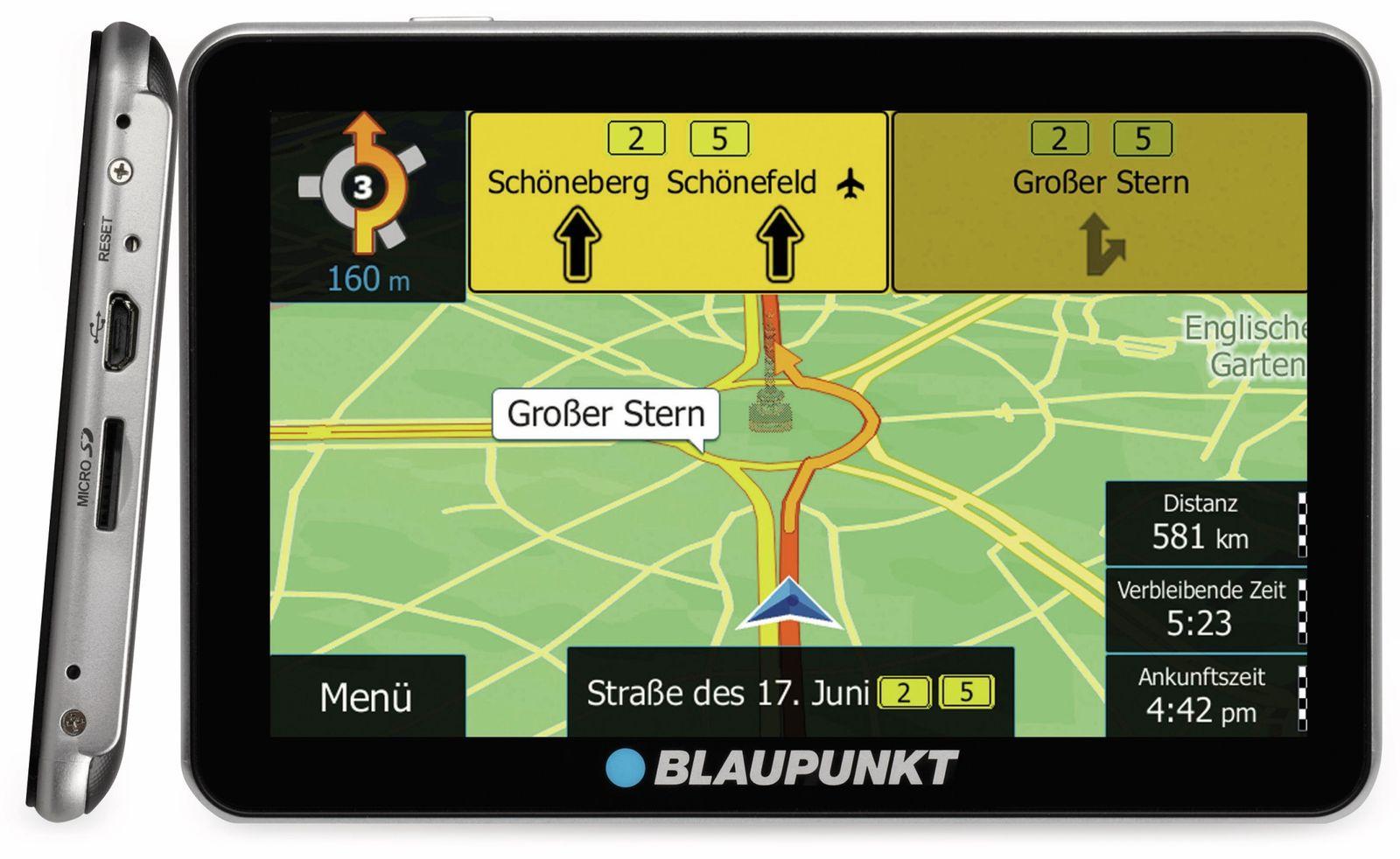 Navigationsgerät BLAUPUNKT, B-Ware