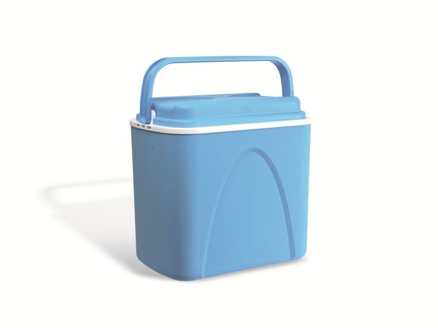 Kühlbox, 24l, 38x40x25cm, blau
