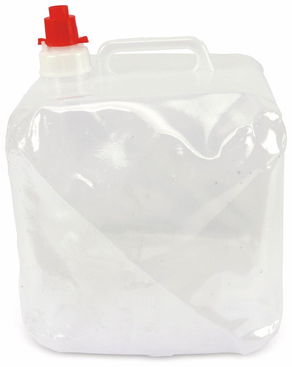 Wasserkanister, faltbar, 10 Liter