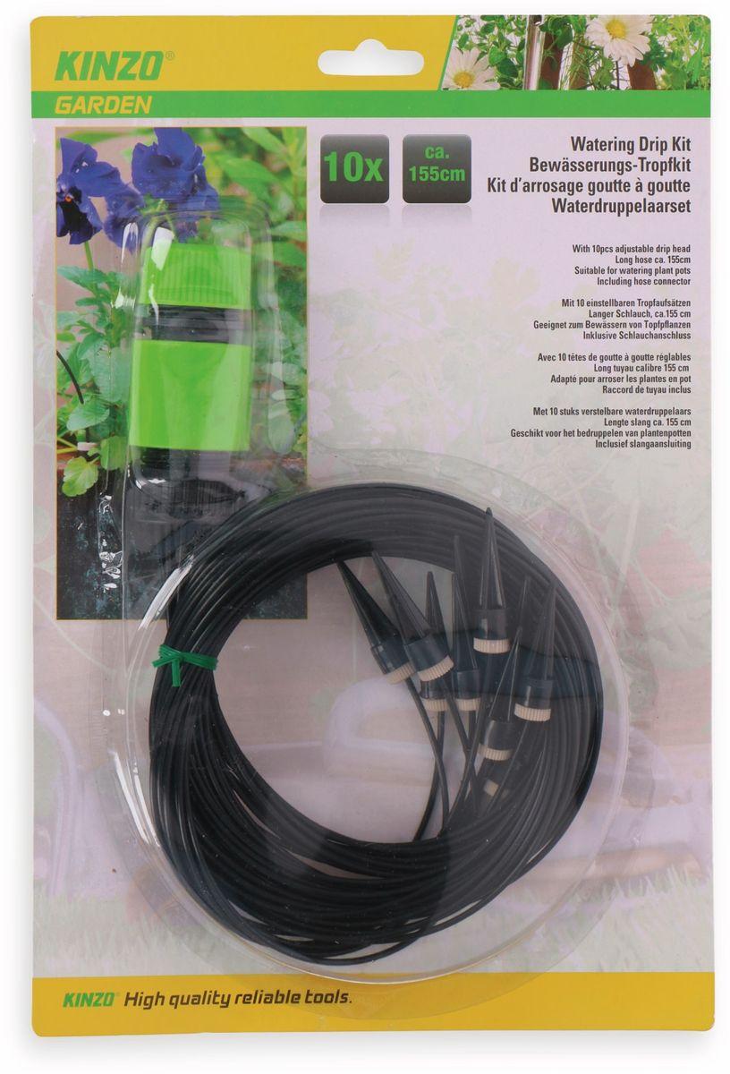 10x Garten-Tropfen-Bewässerungs-Düsen