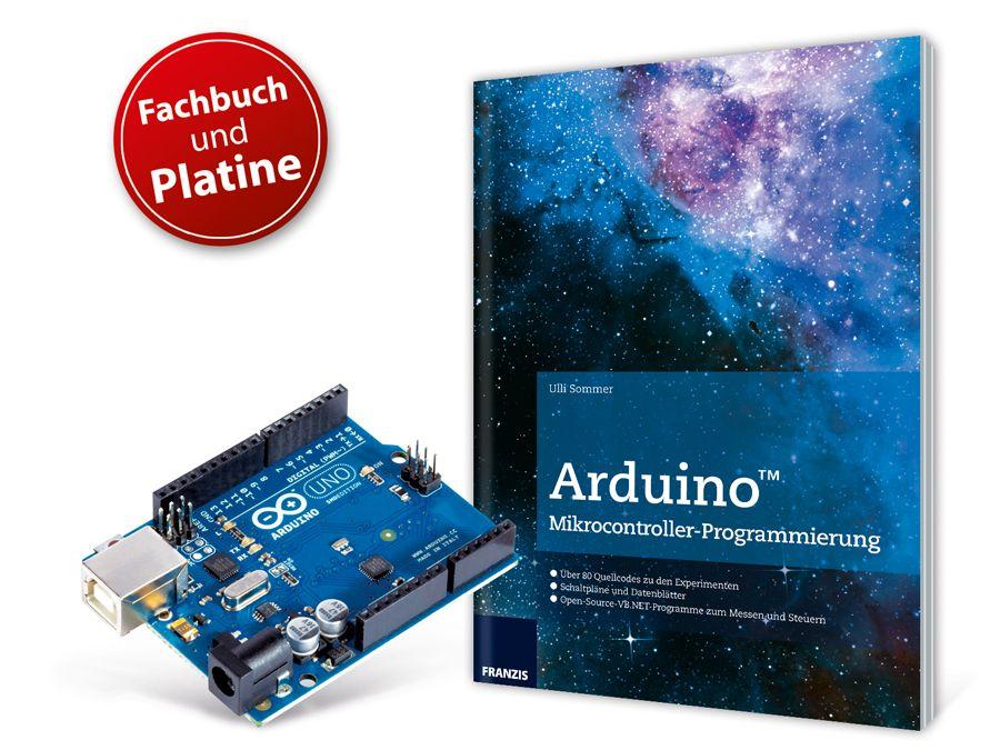 Buch Mikrocontroller-Programmierung Franzis