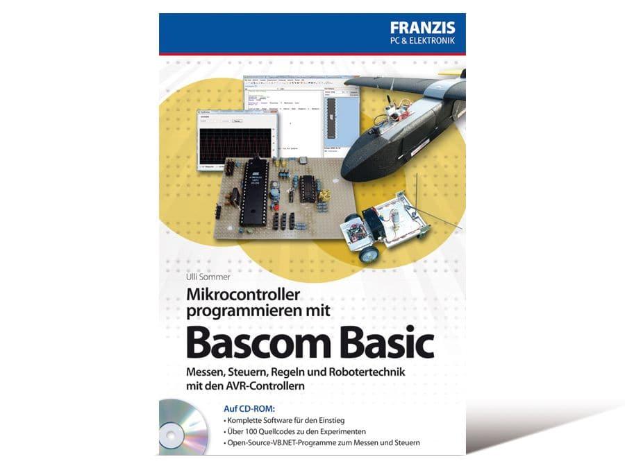 Buch Mikrocontroller programmieren Franzis