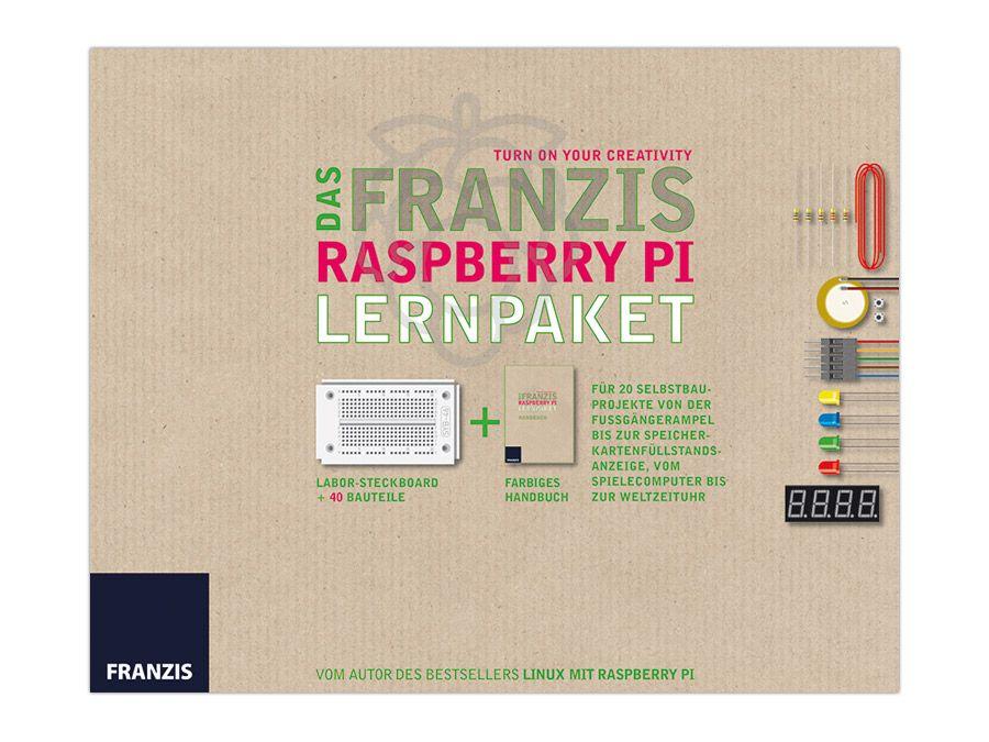 Lernpaket FRANZIS Raspberry Pi