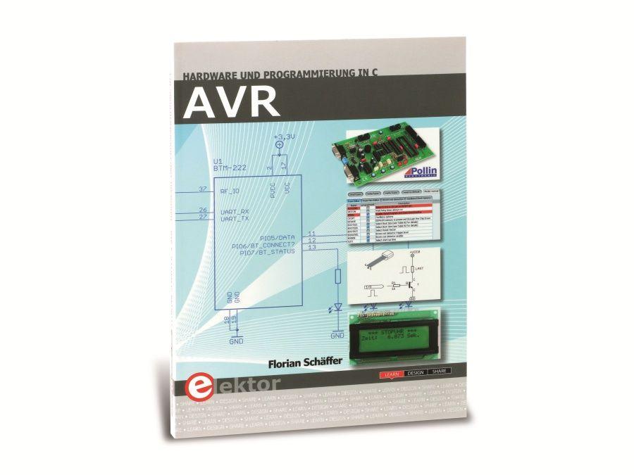 Buch AVR - Hardware und Programmie-