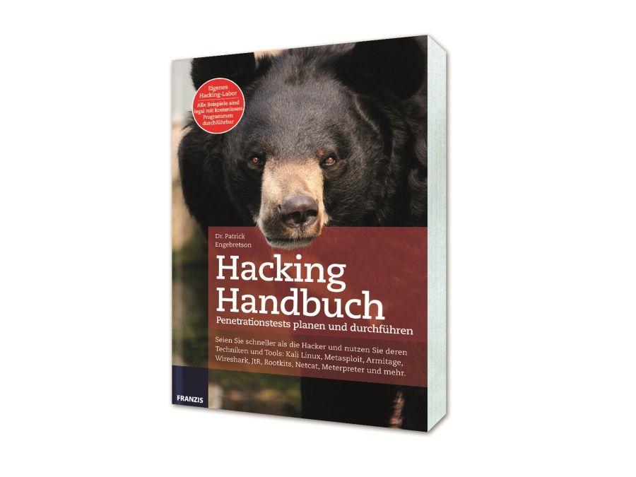 Buch Hacking Handbuch Franzis