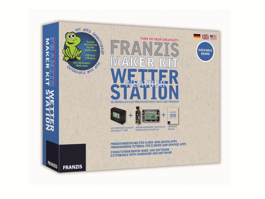 Lernpaket FRANZIS Maker Kit