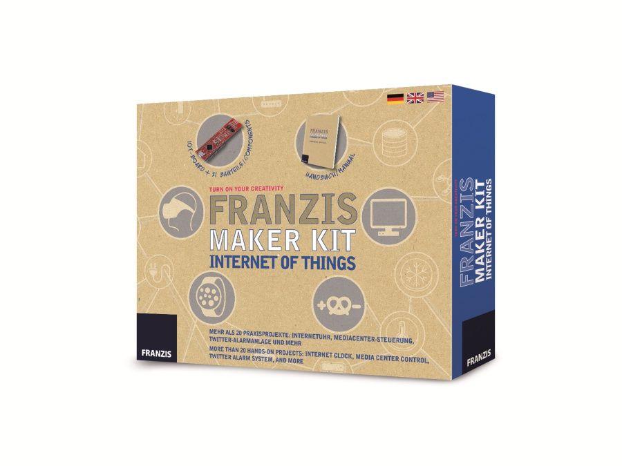 Lernpaket FRANZIS Internet of Things