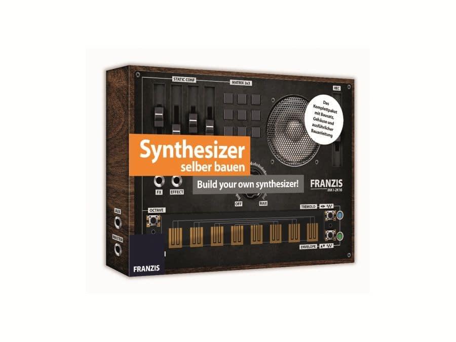 lernpaket synthesizer selber bauen online kaufen. Black Bedroom Furniture Sets. Home Design Ideas