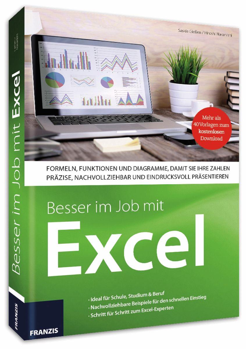 Buch, Besser im Job mit Excel Franzis