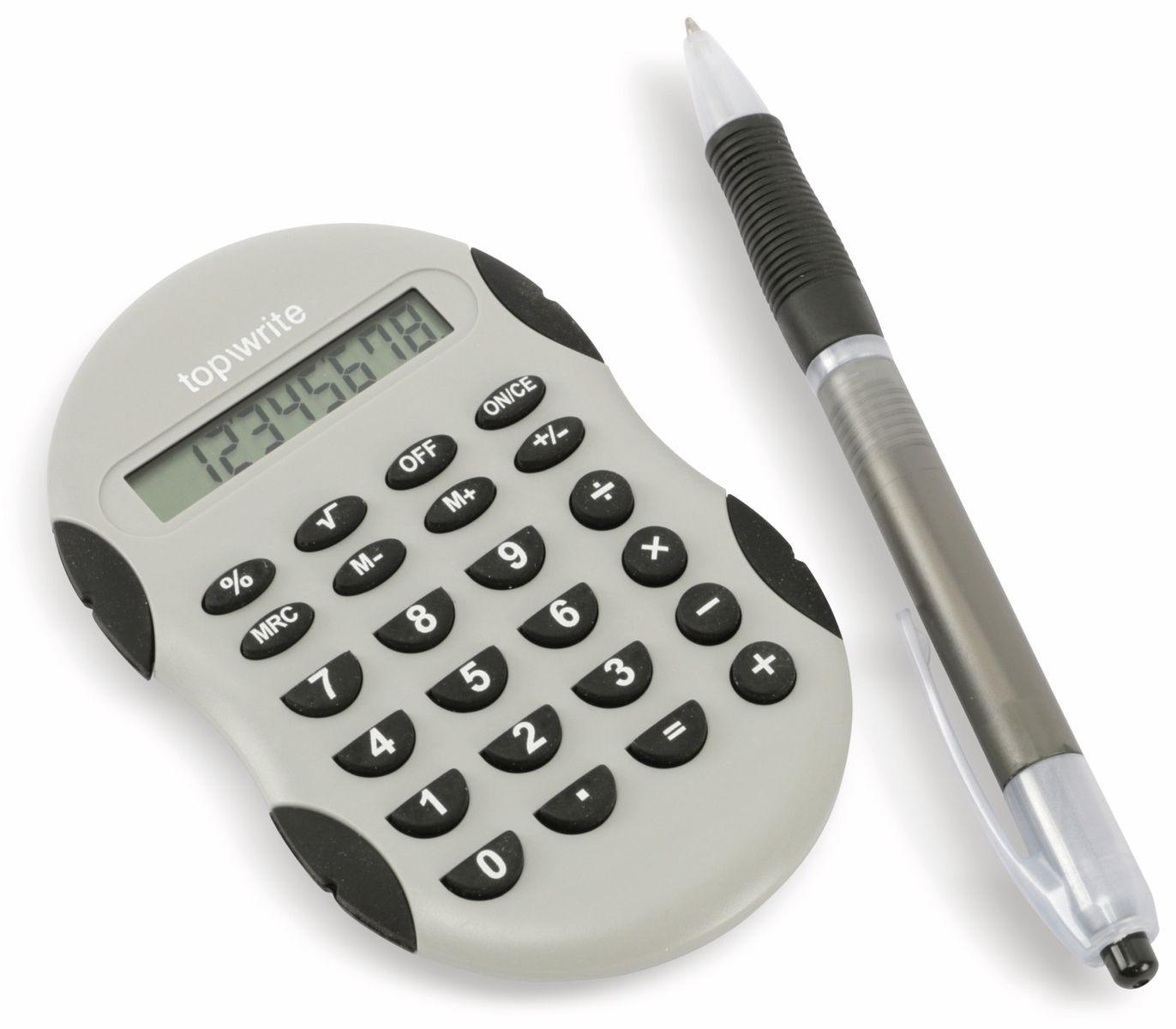 taschenrechner mit kugelschreiber online kaufen. Black Bedroom Furniture Sets. Home Design Ideas
