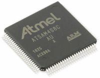 Vorschau: Microcontroller ATMEL ATSAM4S8CA-AU