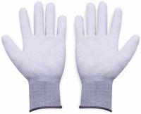 Vorschau: QUADRIOS, 1903EC066, ESD Handschuhe mit Beschichtung M