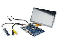 """Vorschau: 7"""" (17,78 cm) Display-Set mit Touchscreen LS-7T, HDMI/DVI/VGA/CVBS"""