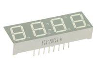 Vorschau: LED-Anzeige LITEON LTC-4627G, 4 Digit, grün