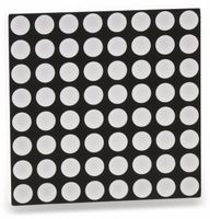 Vorschau: Dot-Matrix-Display LITEON LTP18588M-02, 8x8, rot/grün