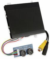 "Vorschau: 4,3"" (10,9 cm) Display-Set JD43M06/HSD043-08LH, CVBS"