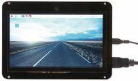 "Vorschau: LC-Display 7"" (17,8 cm), mit kap. Touchscreen, HDMI, Kamera, Acrylgehäuse"