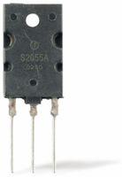 Vorschau: Hochspannungs-Leistungstransistor S2055A