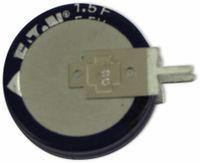Vorschau: Gold Cap-Elko, Eaton, 1,5 F, 5,5 V, 19x19,7 mm