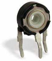 Vorschau: Potentiometer PIHER PT6MH, 6 mm, 5 K, lin, 0,1 W