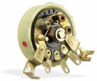 Vorschau: Radio-Potentiometer mit Schalter RFT/ELRADO, 5K2, log