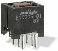 Vorschau: EMI-Filter MURATA EMIFIL® LCBNX003-01, 10 A/150 V-