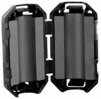 Vorschau: Klappferrit, Entstörfilter RF75 120 Ω für Kabeldurchmesser 5,0 mm (Max.)