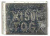 Vorschau: SMD-Sicherung TYCO ELECTRONICS SMD150F, PolySwitch