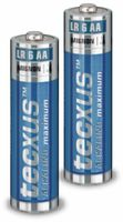 Vorschau: Mignon-Batterie-Set Tecxus Alkaline, 10 Stück