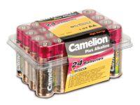 Vorschau: Mignon-Batteriebox CAMELION Plus Alkaline