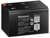 Vorschau: Bleiakkumulator PANASONIC LC-RN1212PG1, 12 V-/12 Ah, VdS