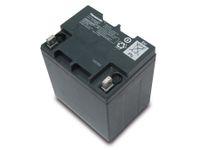 Vorschau: Bleiakkumulator PANASONIC LC-P1224APG, 12 V-/24 Ah, VdS