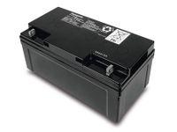 Vorschau: Bleiakkumulator PANASONIC LC-X1265P, 12 V-/65 Ah, VdS