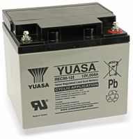 Vorschau: Blei-Akkumulator YUASA REC50-12, 12 V-/50 Ah