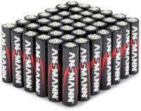 Vorschau: Micro-Batterieset ANSMANN, Alkaline, 42 Stück