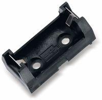Vorschau: Batteriehalter, 1x1/2 Mignon AA, KEYSTONE, Printanschluss