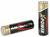 Vorschau: Mignon-Batterie, ANSMANN XPower, 3000mAh, 4 Stück