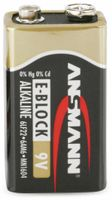 Vorschau: 9V-Batterie, ANSMANN XPower, 550mAh
