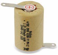Vorschau: NiMH-4/5-Sub-C-Zelle GOOBAY, 2000 mAh, 1,2 V-