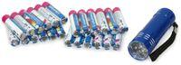 Vorschau: Micro-Batterie GRUNDIG, 24 Stück, inkl. LED Taschenlampe