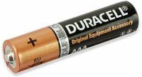 Vorschau: Micro-Batterie, DURACELL, PLUS POWER, 12 Stück