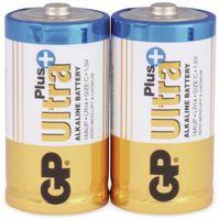 Vorschau: Baby-Batterien GP ULTRA PLUS ALKALINE, 2 Stück