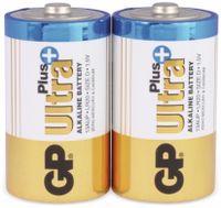 Vorschau: Mono-Batterien GP ULTRA PLUS ALKALINE, 2 Stück