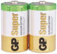 Vorschau: Mono-Batterie-Set GP SUPER Alkaline 2 Stück