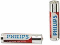 Vorschau: Micro-Batterien PHILIPS, Power Alkaline, 2 Stück