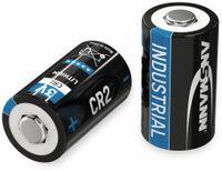 Vorschau: Lithium-Batterie ANSMANN CR 2, 10 Stück