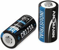 Vorschau: Lithium-Batterie ANSMANN CR123A, 10 Stück